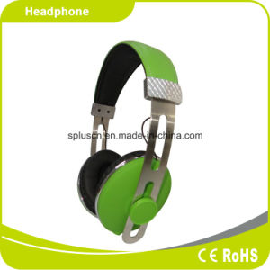 2016 New Style Flexible Metal Music Headphone pictures & photos