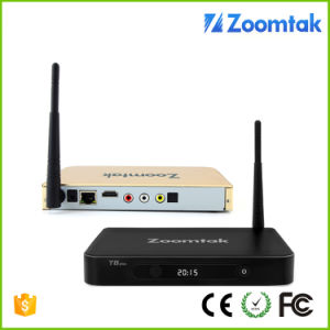 Quad Core Internet TV Box with Amlogic S812 Firmware Online Update pictures & photos