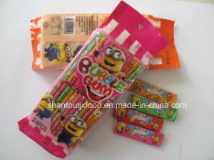 24PCS Minion Rush Bubble Gum in Bags pictures & photos