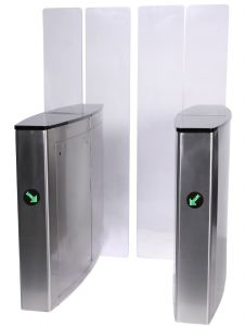 Automatic Access Control Full Height Sliding Gate pictures & photos