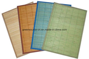 Bamboo Dining Mat / Placemat (30X45cm) pictures & photos
