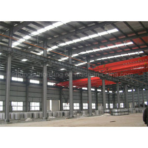 China Light Steel Frame Warehouse for Sale pictures & photos