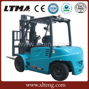 Ltma 4 Ton Electric Forklift New Lifter for Sale pictures & photos