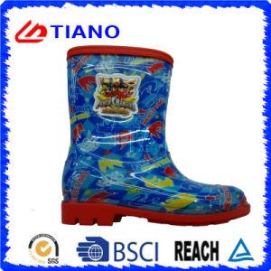 Comfortable PVC Rain Boots for Children/Boys (TNK70007) pictures & photos
