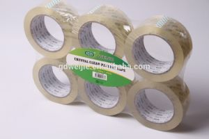 Crystal Self Adhesive BOPP Packing Tape pictures & photos