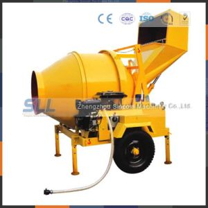 Mobile Small Automatic Diesel Concrete Mixing Mixed Plants on-Sale China pictures & photos