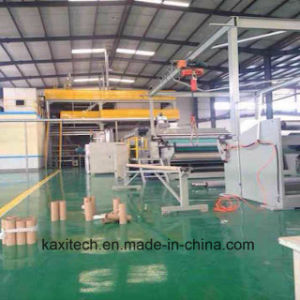 Nonwoven Polyester Fiber Wadding Making Production Line pictures & photos