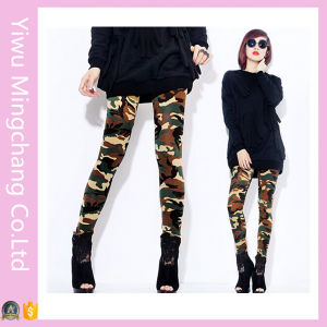 Wholesale 2016 Autumn Stretch Camouflage Leggings pictures & photos
