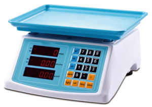 Waterproof Electronic Price Computing Scale (ACS-30-JE81W) pictures & photos