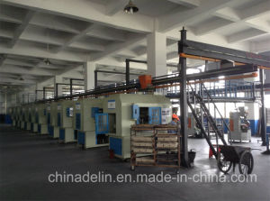 Dl-361-B Automatic Sand Core Making Machine with Competitive Price pictures & photos