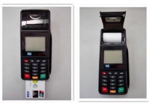 Printing 1d 2D EMV POS Terminal with Pin Pad/LAN/WiFi pictures & photos