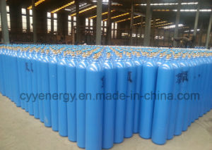 High Quality 50L High Pressure Oxygen Nitrogen Argon Carbon Dioxide Seamless Steel Cylinder pictures & photos