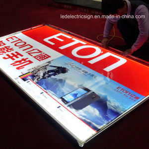 Snap Frame Advertising Light Box with LED Display Board pictures & photos