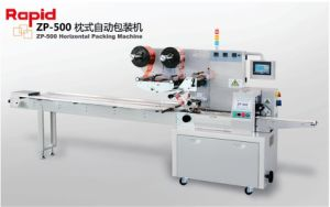 Biscuit Type Automatic Feeding & Packing Line pictures & photos