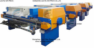 Leo Filter Press Automatic Hydraulic Industrial Filter Press Machine pictures & photos