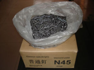 Galvanized Flat Head Iron Nail pictures & photos