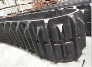 Professional Manufacturer for Harvester Rubber Track pictures & photos