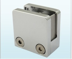 Special Shape Stainless Steel Glass Clamp Spigot for Handrail to Fixing Glass pictures & photos