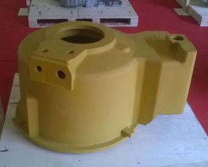 Green Sand Resin Sand Lost Foam Iron Casting pictures & photos