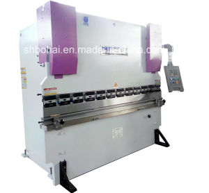 2 Axis Nc Hydraulic Press Brake/Bending Machine/Metal Bending Machines pictures & photos