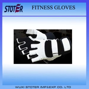 Fitness Gloves/ Sports Gloves / Half Finger Fitness Gym Gloves pictures & photos