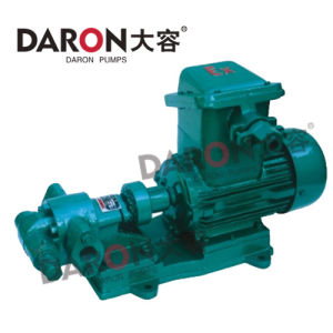 2cy Oil Transmission Gear Boosting Pump