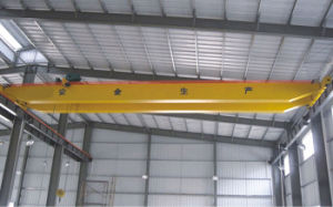 Lh Type Electric Hoist Bridge Crane pictures & photos
