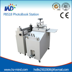 All in One Machine Photobook Station (WD-PBS18) Alubm Machine pictures & photos