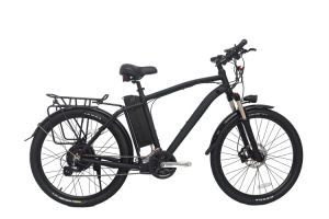 Most Pupolar Black 500W/48V Black City E-Bike pictures & photos
