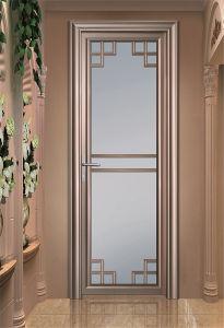 Modern House Design Power Coating Casement Door pictures & photos