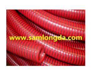 PVC Discharge Hose with High Quality pictures & photos