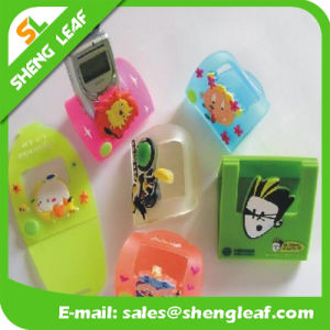 Soft PVC Flexible Rubber Cell Phone Stand pictures & photos