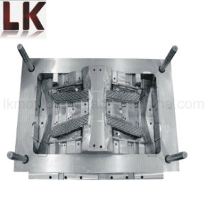 Auto Part Interior Grille Plastic Injection Mould pictures & photos