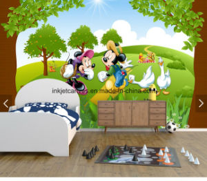 3D Customized Flower /Nature Scenery/Modern/Cartons Series/Murals pictures & photos