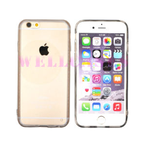 2 in 1 Acrylic Phone Case with Soft Frame