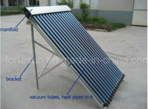 Heatpipe Split High Pressure Domestic Solar Thermal Collector pictures & photos