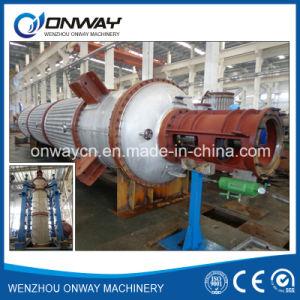 Tfe High Efficient Agitated Thin Film Wiped Rotary Distiller Vacuum Distillation Thin Film Vacuum Evaporator pictures & photos