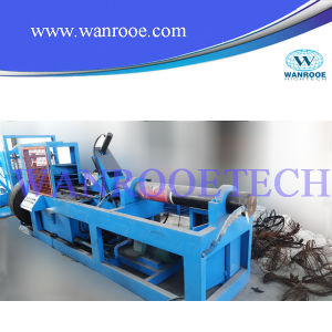 Hot Sell Rubber Crusher Shredder Tire Recycling Machine pictures & photos