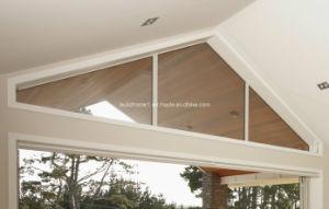 Custom Curved Fixed Top Aluminium Doors and Windows Prices pictures & photos