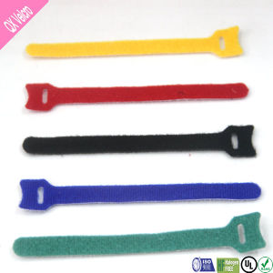 Reusable Nylon Hook & Loop Cable Ties Wrap pictures & photos
