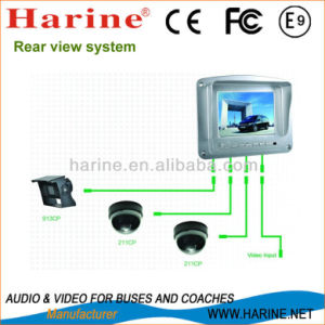 "5.6"" Bus Coach Truck Van Rearview Monitor pictures & photos"