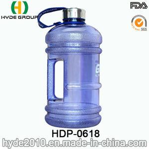 PETG BPA Free Plastic Water Bottle, 2.2L Mini Gallon PETG Plastic Water Bottle (HDP-0618) pictures & photos
