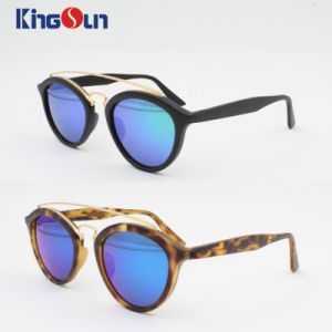Famous Brand Sunglasses Summer Fashion Style Female (KS1048) pictures & photos