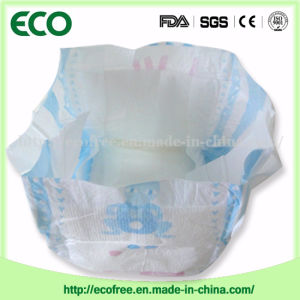 Comfortable High Absorption Disposable Baby Diaper Hot Sale in Southeast Asia and Africa pictures & photos
