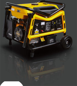 5.5kw / 6.8kVA Open Frame Petrol/Gasoline Generator. pictures & photos