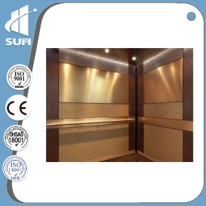 Passenger Elevator with Gearless Traction Machine pictures & photos