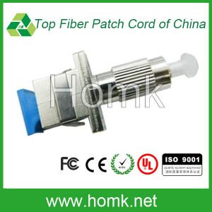 Sc to FC Optical Fiber Adapter pictures & photos