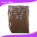 Brazilian Clip -in Hair Extention (CH-006) pictures & photos