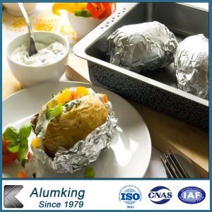 Household Aluminium Foil for Kitchen Use pictures & photos