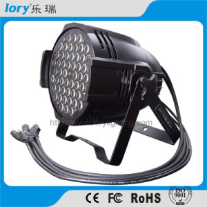 54PCS*3W LED PAR for Stage Lighting